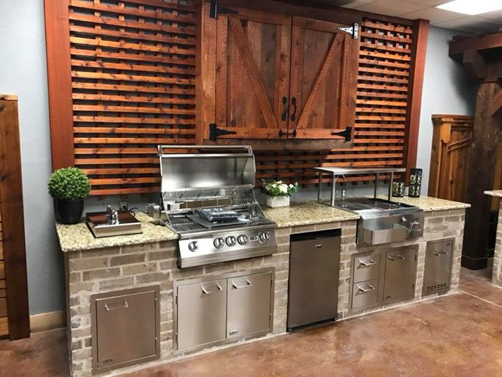 Outdoor Kitchens Okc 54