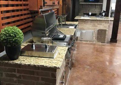 Outdoor Kitchens Okc 56