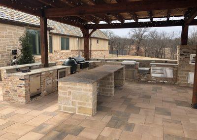 Outdoor Kitchens Okc 8