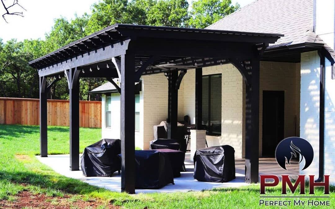Pergola Tulsa | Call Us First Things First.