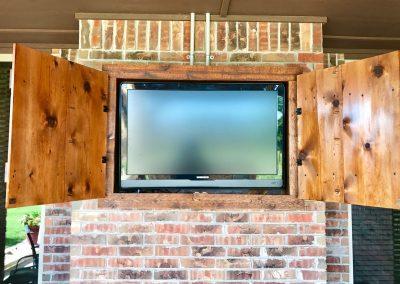 Tv Cabinets Okc 12