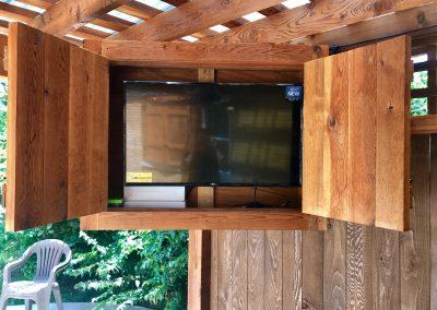 Tv Cabinets Okc 14