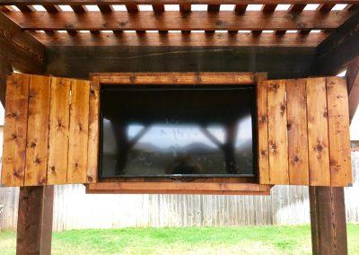 Tv Cabinets Okc 16